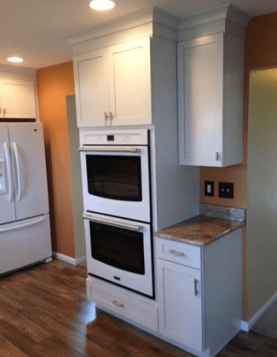 kitchen duel ovens