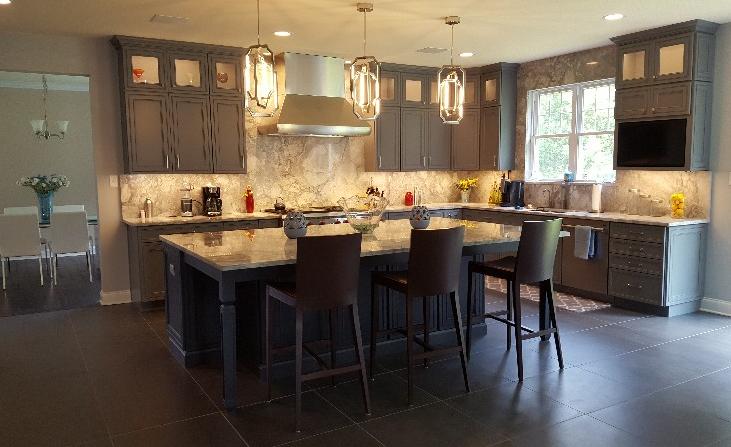 kitchen bar island