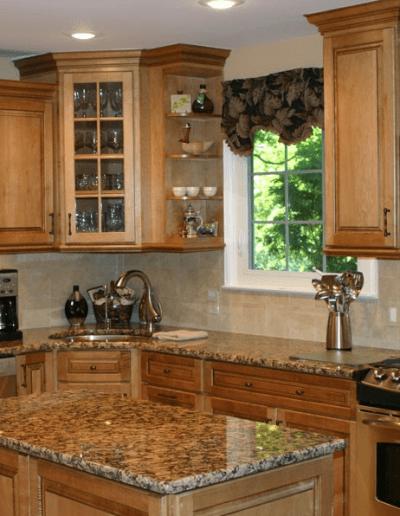 tan kitchen full